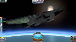 Kerbal Space Program - Lockheed F-117 Nighthawk