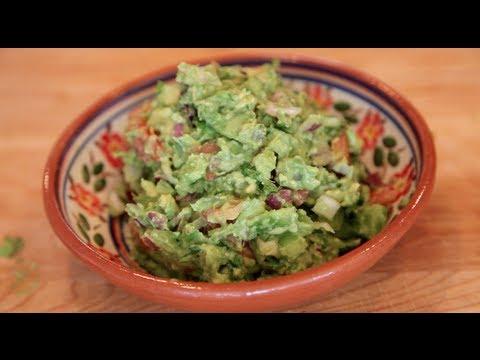 Best Easy Guacamole Recipe EVER!