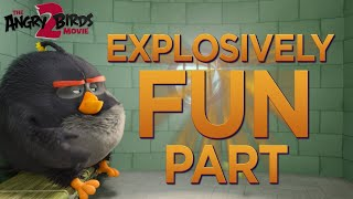 The Angry Birds Movie 2 | Smartie Birds Eruption