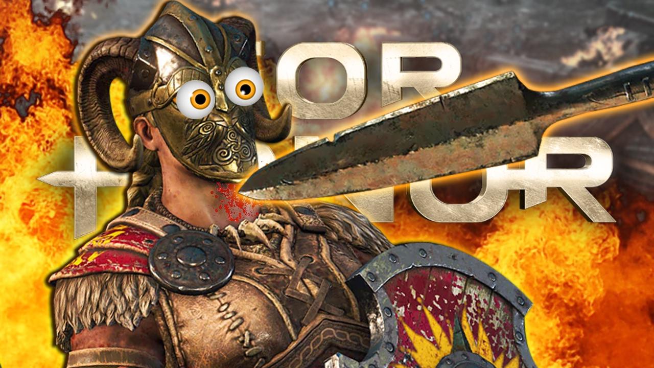 New Valkyrie Hybrid Viking Hero For Honor Play Skirmish Duel Funny Moments