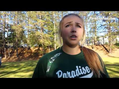 VIDEO: bobcats #softball ace Savannah Berkowitz on carrying the load the rest of #2016 @jojokellyxo