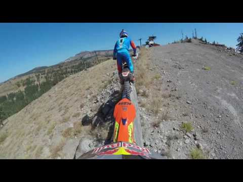 GoPro: Taylor Robert and Cody Webb Tahoe Freeride : Donners Pass