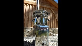 Off Grid Water Distillation at its Best!