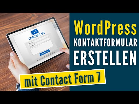 WordPress Kontaktformulare erstellen – mit Contact Form 7