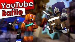 XXL YouTuber Skywars Battle!