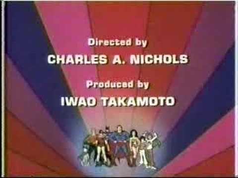 SuperFriends (1973) - CLOSING