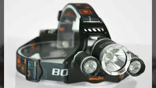 Top 5 đèn pin đội đầu led bán chạy hiện nay
