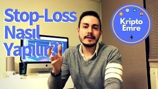 Stop Loss Nasıl Kullanılır? Binance'da Stop Loss Emiri Verme