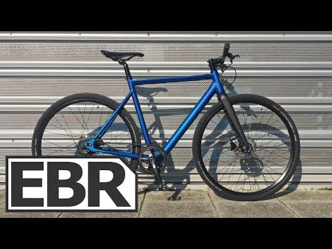 Desiknio Single Speed Urban Video Review - 3.6€ Limited, Lightweight, Beautiful