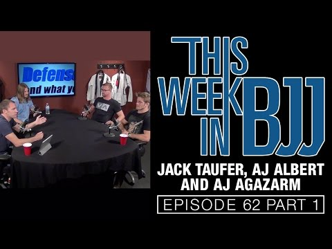 This Week In BJJ Episode 62 Part 1of 4