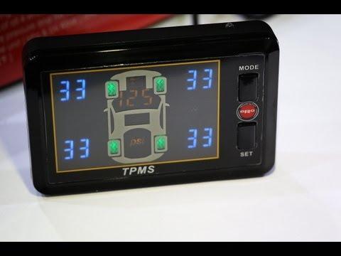 實測ORO TPMS胎壓監測器