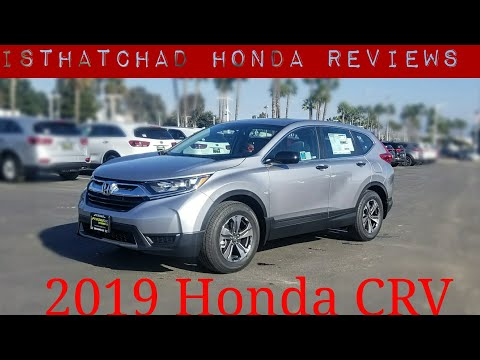 Is the CRV a better option than the Accord? 2019 Honda CRV FULL REVIEW!!
