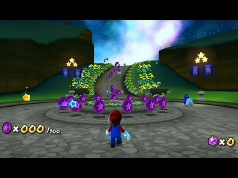 Super Mario Galaxy & Super Luigi Galaxy Walkthrough Finale - Grand Finale Galaxy (Star #121)