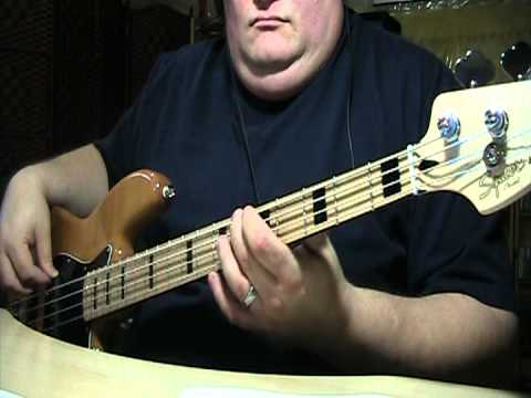 ZZ Top Tush Bass Cover