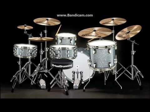 Ungu - Jika Itu Yang Terbaik Drum Virtual