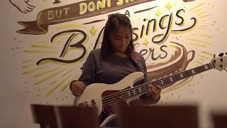 Wanda Omar Jam using Valeton Dapper Bass