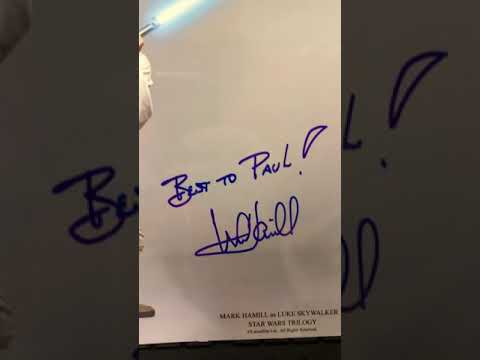 The Wake Up Show - Mark Hamill autographed Star Wars jackets coming to Seattle