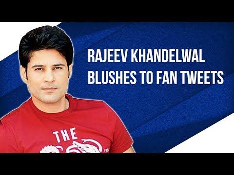 Haq Se actor Rajeev Khandelwal reacts to fan tweets
