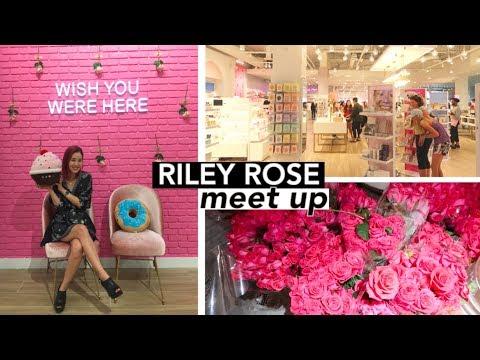 🌹 Shopping at Riley Rose + Meet Up 💕