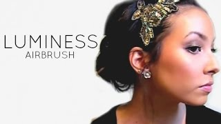 Review/Tutorial: Luminess Airbrush Cosmetics Thumbnail