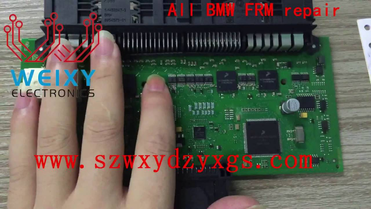 hight resolution of technical support all bmw frm repair website www auto chips com youtube