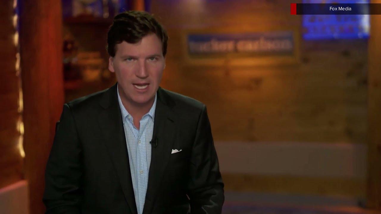 Fox Nation 'Tucker Carlson Today' promo