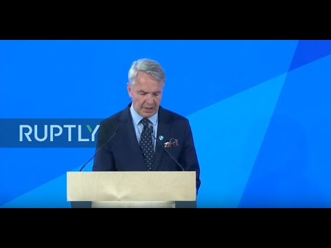 LIVE: Informal meeting of EU Foreign Ministers in Helsinki: press conference