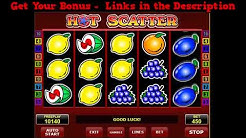 Hot Scatter Online Slot - Best Slots Casino Welcome Bonuses - up to $5500!