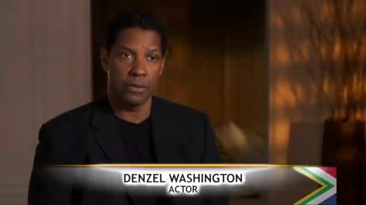 God Is Telling Denzel Washington To 'Feed His Sheep'  [VIDEO]