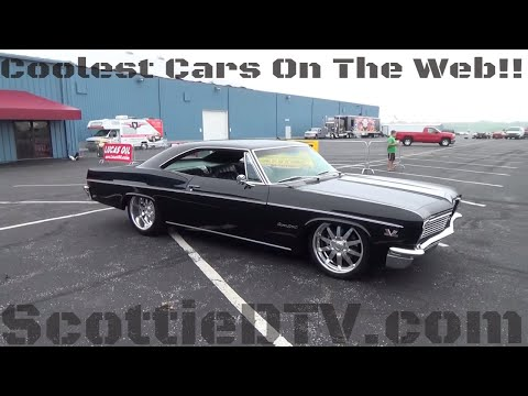 1966 Impala 427 SS  ScottieDTV Kavalcade Of Kool 2015