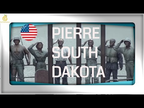 Pierre, SD: A Capitol City with Narration by Rob Grayson