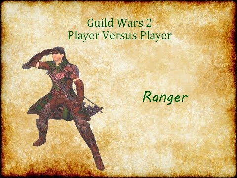 Guild Wars 2 PvP (Ranger(Soulbeast))