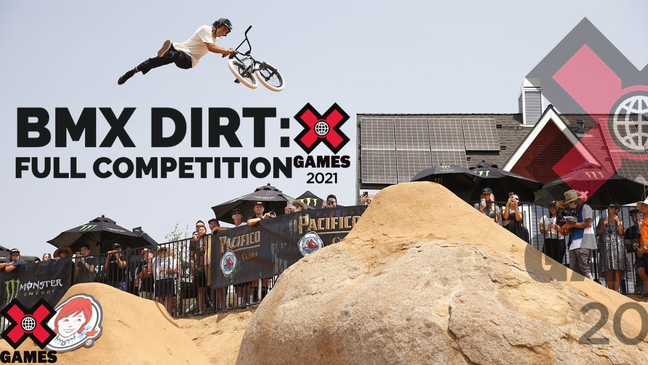 Download BMX Dirt: FULL COMPETITION   X Games 2021