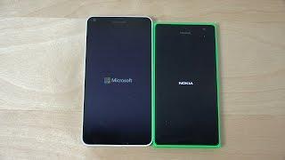 Microsoft Lumia 640 vs. Nokia Lumia 735 - Which Is Faster? (4K)