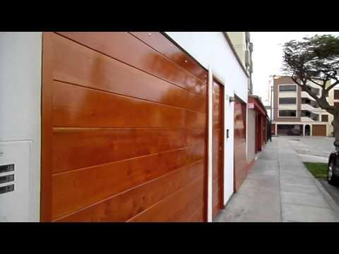 PUERTAS LEVADIZAS ESPECIALISTAS SILVER TLF:(01)  4022355 LIMA PERU