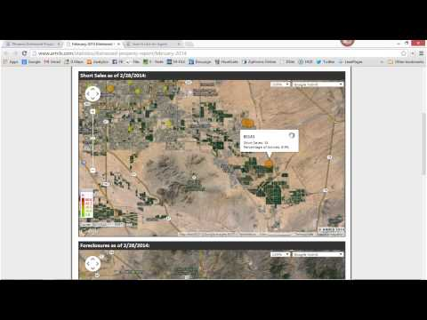 Distressed Property How To - Search For Distressed Properties in Phoenix