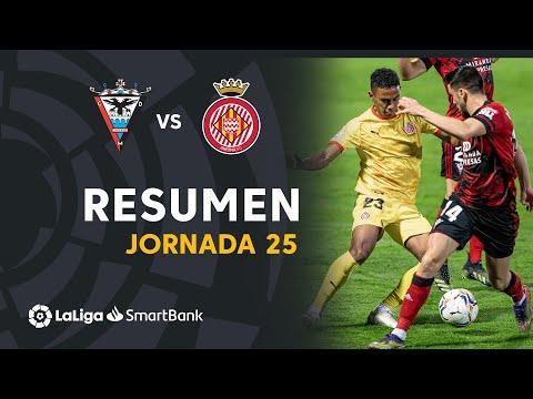 Mirandes Girona Goals And Highlights
