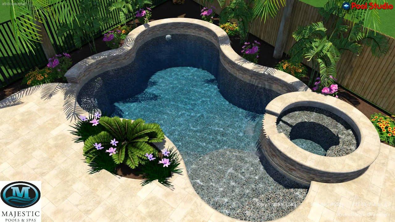 Majestic Pools And Spas 858 880 4451 Ryan B Oceanside Ca
