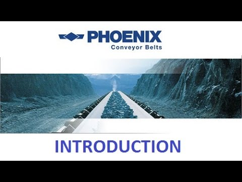 Phoenix Conveyor Belt Systems - Introduction