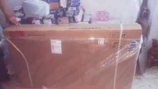 Unboxing TCL 123 cm (49 inches) L49P10FS Full HD LED Smart TV