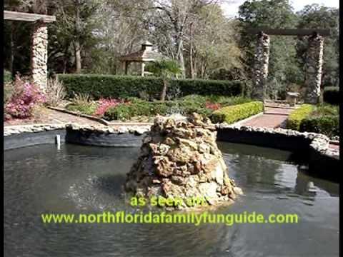Ravine Gardens State Park Palatka Florida Youtube