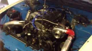 240sx ka24de t aem ems 4 and new agp turbonetics 50 trim