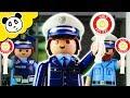watch he video of Playmobil Polizei - WIR sind die Polizei von Pandido City! - Playmobil Film deutsch