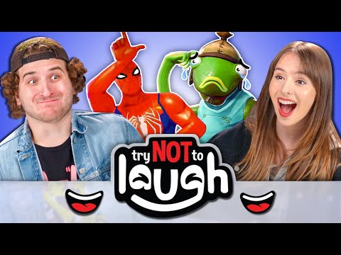 Try To Watch This Without Laughing Or Grinning 127
