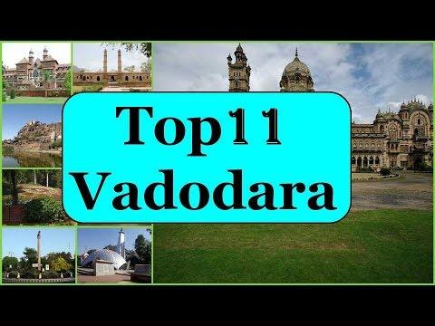 11 Beautiful Places to See in Vadodara | Vadodara City Tour