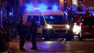 LIVE: Aftermath of attack in Paris' Rue de Charonne
