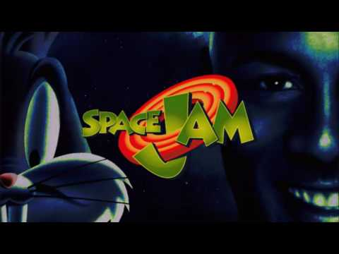 spacejam but every time it says