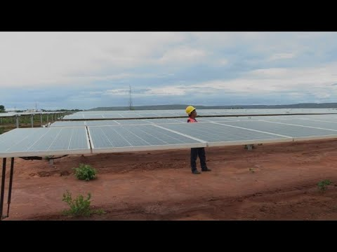 Huge solar plant aims for brighter Brazil energy production