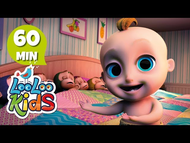 Ten In A Bed Super Educational Songs For Children