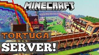 Hermitcraft-Like Minecraft Server!? JOIN!